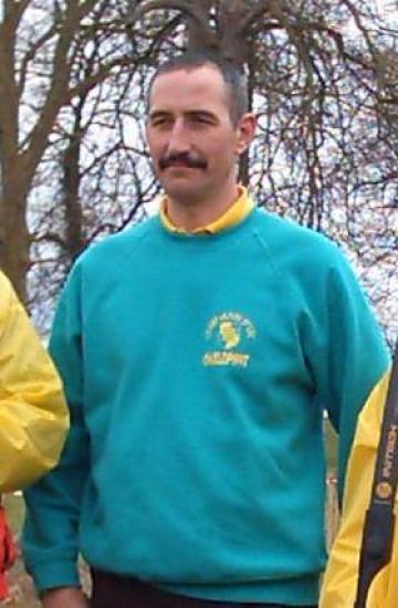 Le Capitaine Eric Lemaire