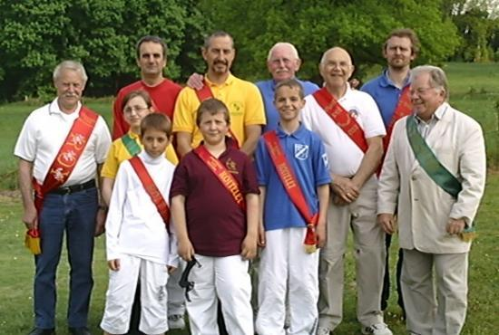 les participants 2010