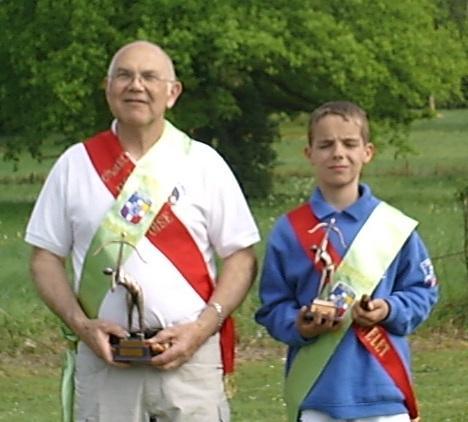 Les vainqueurs 2010